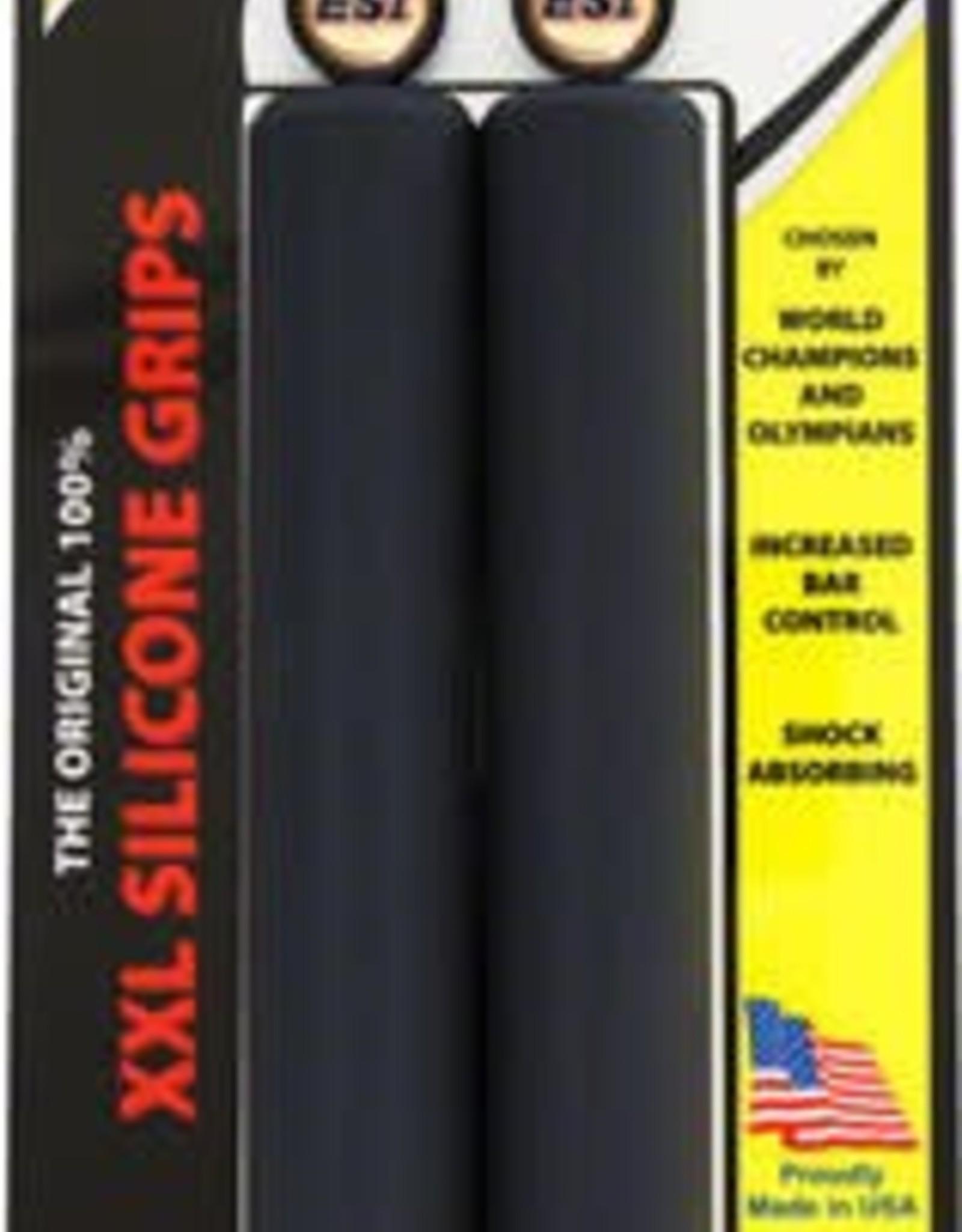 """ESI ESI XXL 8.25"""" Extra Chunky Grips: Black"""