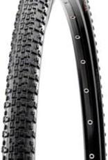 Maxxis Maxxis Rambler Tire: 700 x 40c, Folding, 120tpi, Dual Compound, EXO, Tubeless Ready, Black