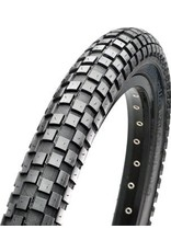 """Maxxis Maxxis Holly Roller Tire: 24 x  1.85"""", Wire, 60tpi, Single Compound, Black"""