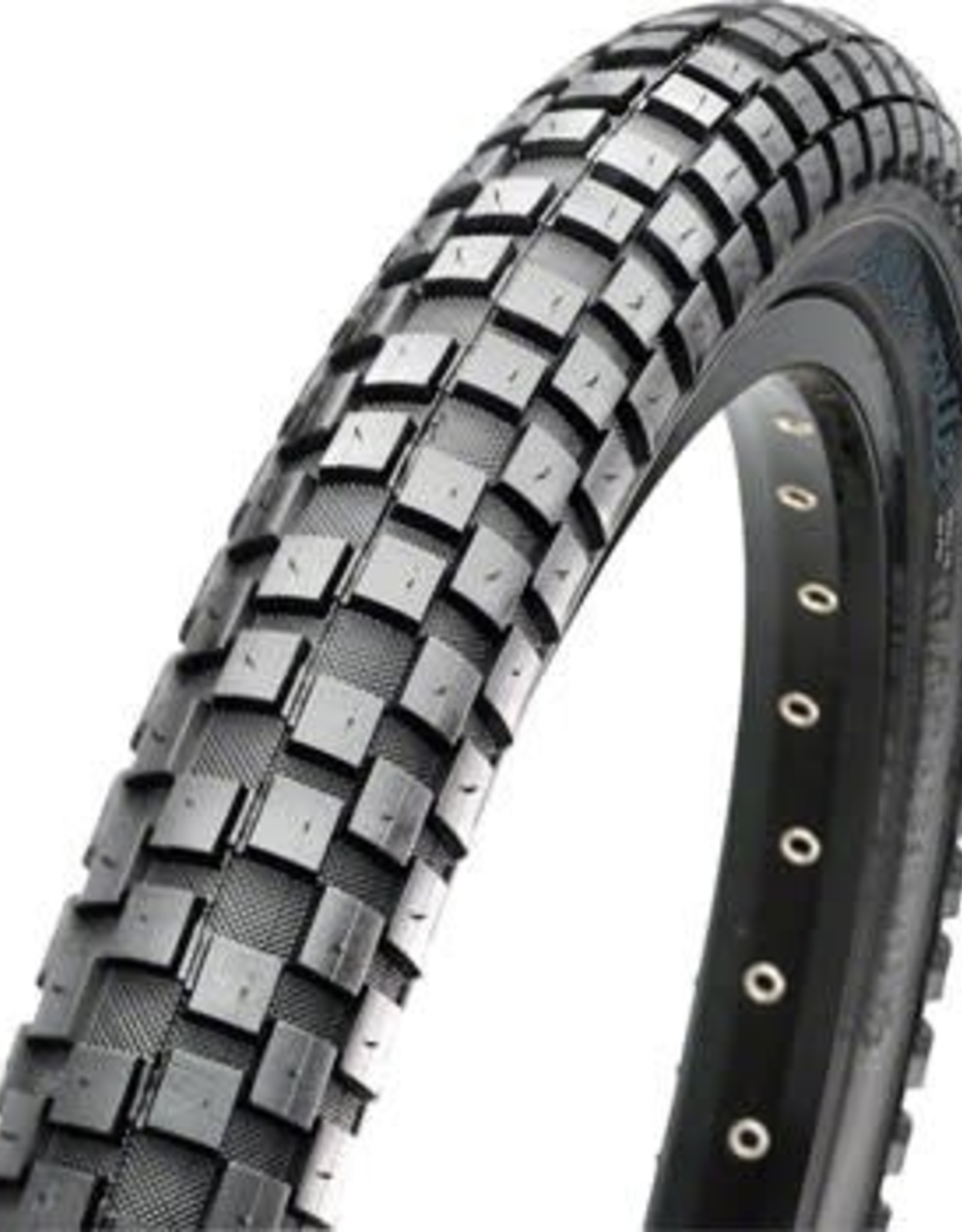 "Maxxis Maxxis Holy Roller Tire: 24 x  1.85"", Wire, 60tpi, Single Compound, Black"