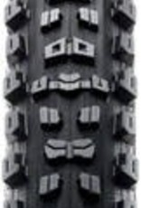 "Maxxis Maxxis Aggressor 29 x 2.50"", Folding, 60tpi, Dual Compound, EXO, Tubeless Ready, Wide Trail, Black Tire"