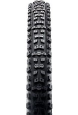 """Maxxis Maxxis Aggressor Tire: 29 x 2.50"""", Folding, 60tpi, Dual Compound, EXO, Tubeless Ready, Wide Trail, Black"""