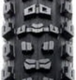 """Maxxis Maxxis Aggressor 29 x 2.50"""", Folding, 60tpi, Dual Compound, EXO, Tubeless Ready, Wide Trail, Black Tire"""