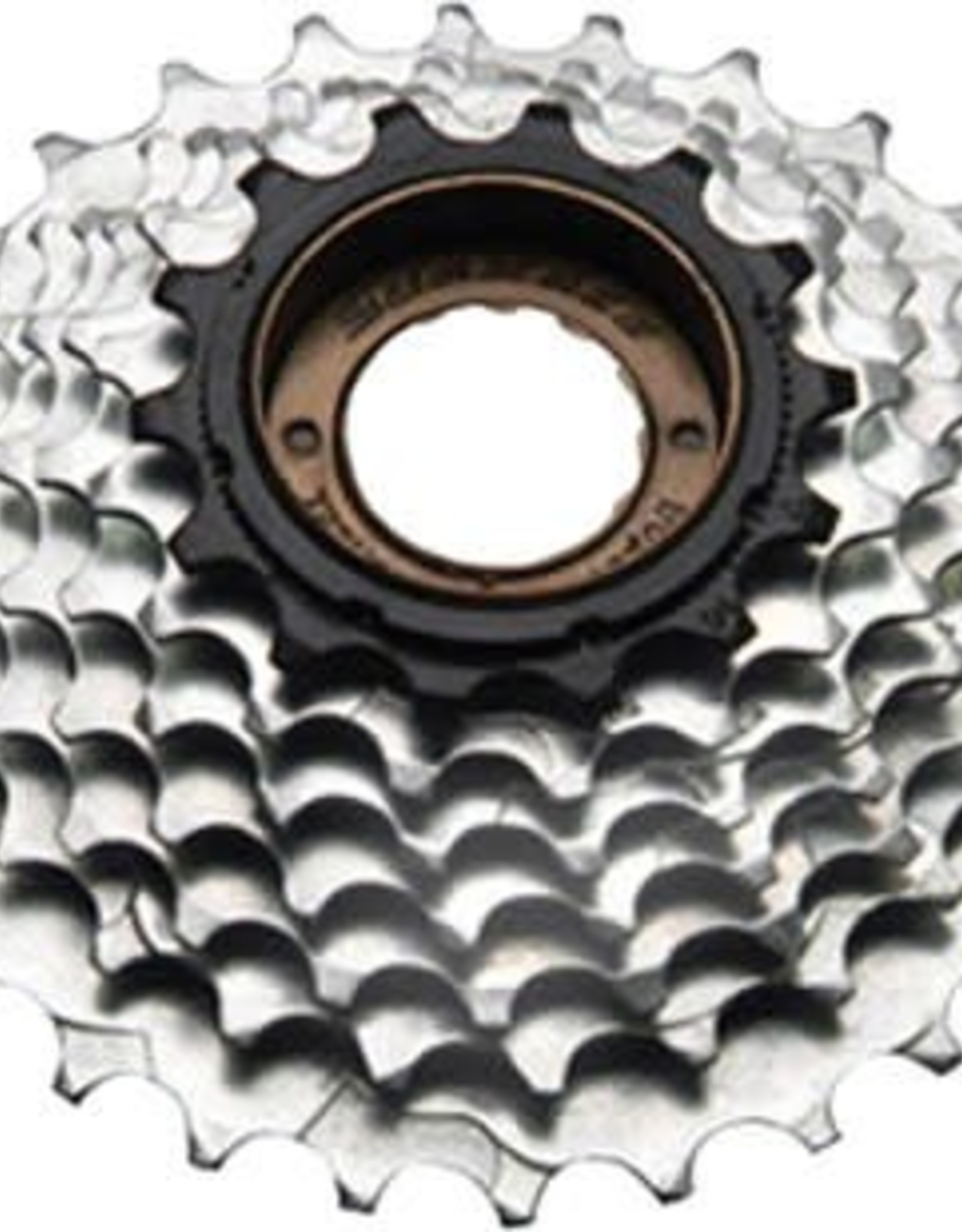 SunRace SunRace M2A 5-speed 14-28 Freewheel Black/Zinc28
