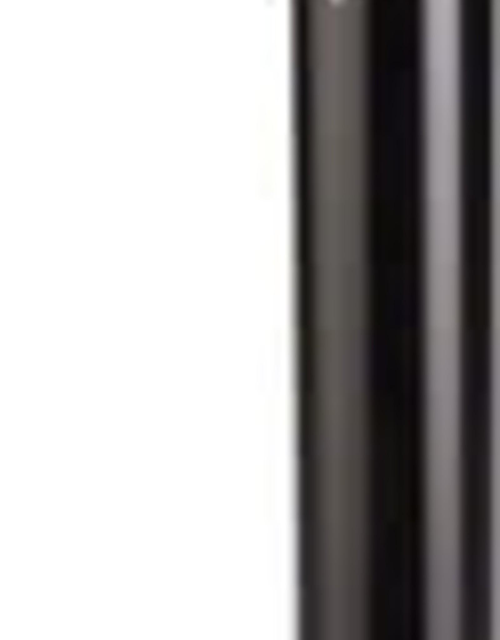 Kalloy Uno 602 Seatpost, 30.9 x 350mm, Black