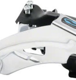Shimano FD-M310 Top Swing Dual Pull 34.9M(W/31.8 & 28.6MM Adapter) Front Derailleur