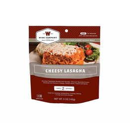 Mountain House Wise Foods Cheesy Lasagna w/ Sausage
