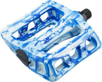 Odyssey Twisted PC Pedals Tie-Dye White/Blue