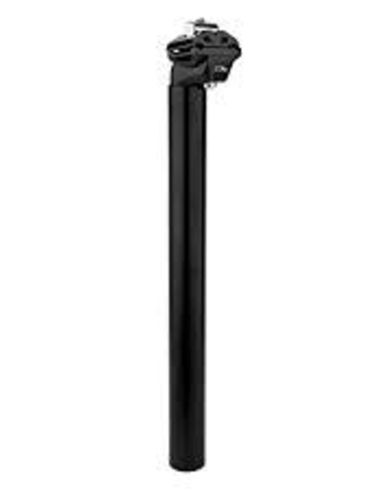 Sunlite Classic 27.2 x 350mm Black Seatpost
