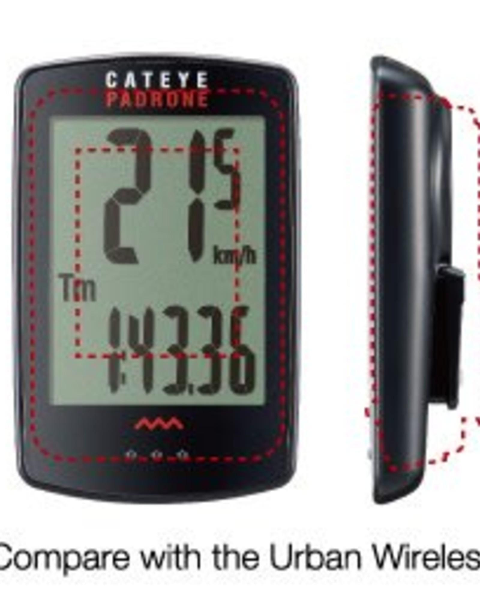 CatEye Cateye Padrone CC-PA100W Wireless Computer