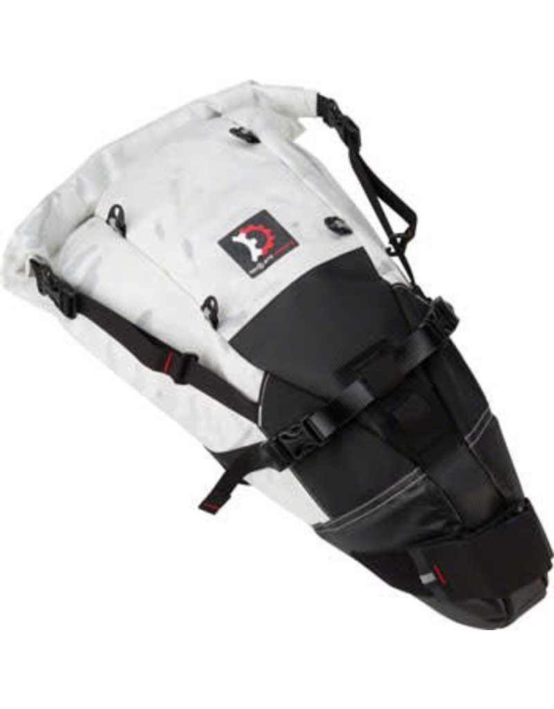 Revelate Designs Revelate Designs Viscacha Seat Bag, Alpine Camo Exclusive