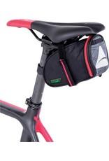 Axiom Axiom Seymour Oceanweave Wedge 0.8 Saddle Bag: Black