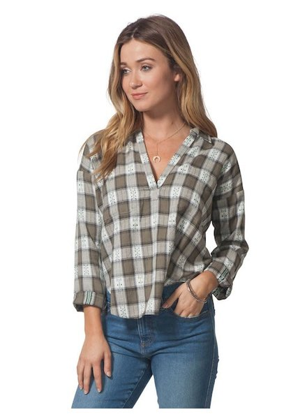 RIP CURL RIP CURL CANT RESIST FLANNEL