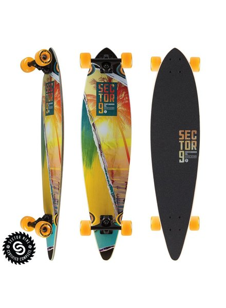 SECTOR 9 SECTOR 9 VISTA RIPPLE COMPLETE 36x8.62