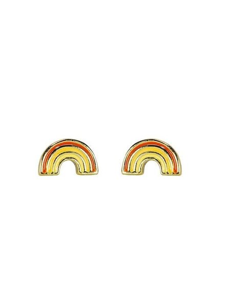 PURA VIDA BRACELETS PURA VIDA RAINBOW EARRINGS