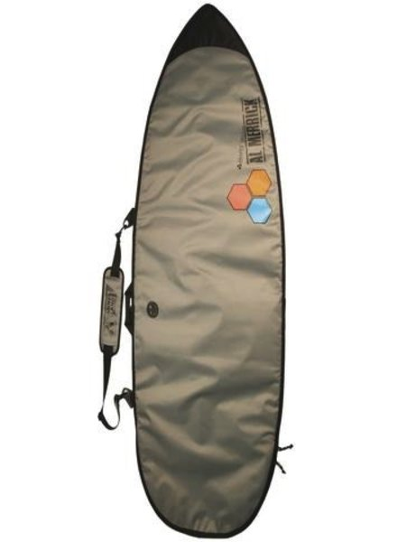 CHANNEL ISLANDS CHANNEL ISLANDS JORDY BOARD BAG SILVER 7'0