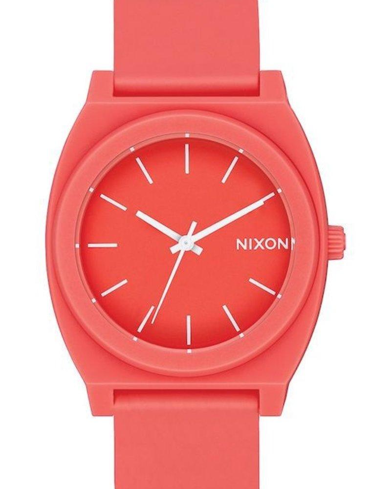 NIXON NIXON TIME TELLER P MATTE CORAL