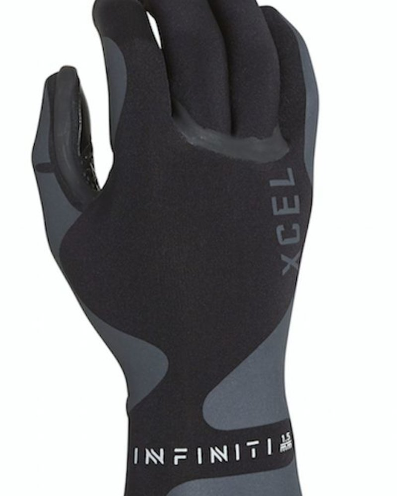 XCEL XCEL 1.5MM INFINITI 5FINGER GLOVE