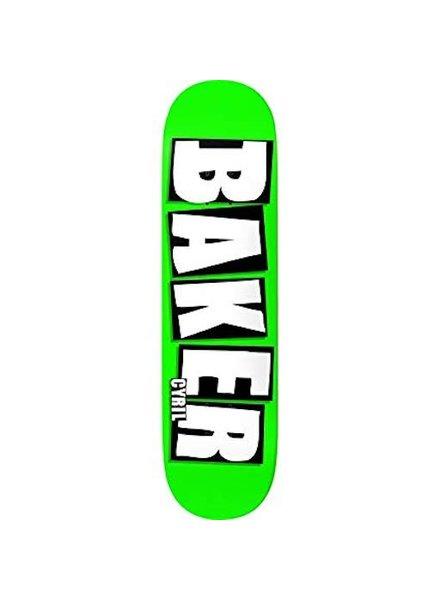 BAKER JACKSON SKATE DECK 8.25