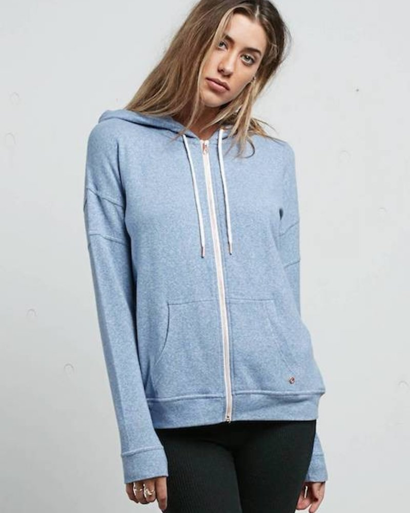VOLCOM VOLCOM LIL ZIP FLEECE