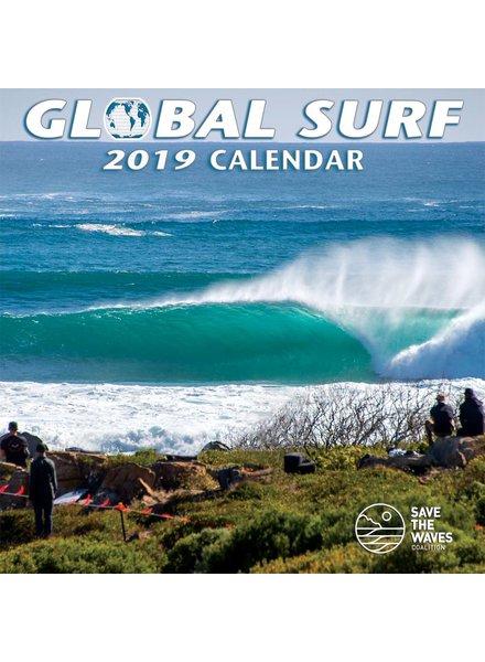 GLOBAL SURF 2019 GLOBAL SURF CALENDAR
