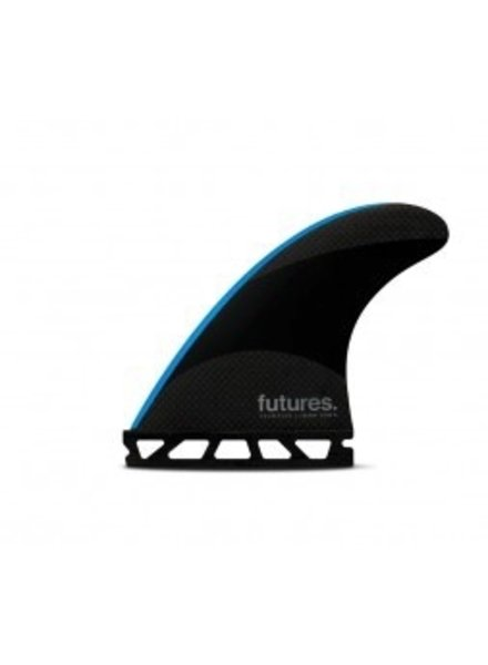 FUTURES FUTURES JJ-2 SMALL TECH FLEX THRUSTER BLK/NEON BLU