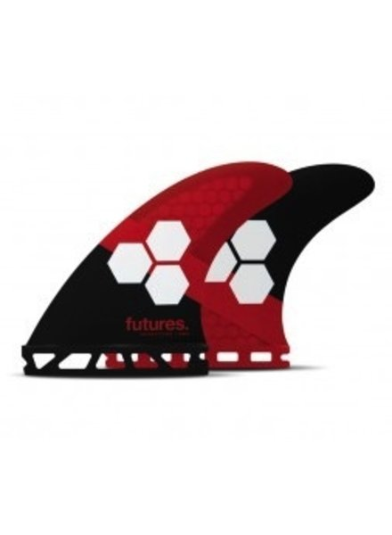 FUTURES FUTURES AM3 HC THRUSTER RED/BLK