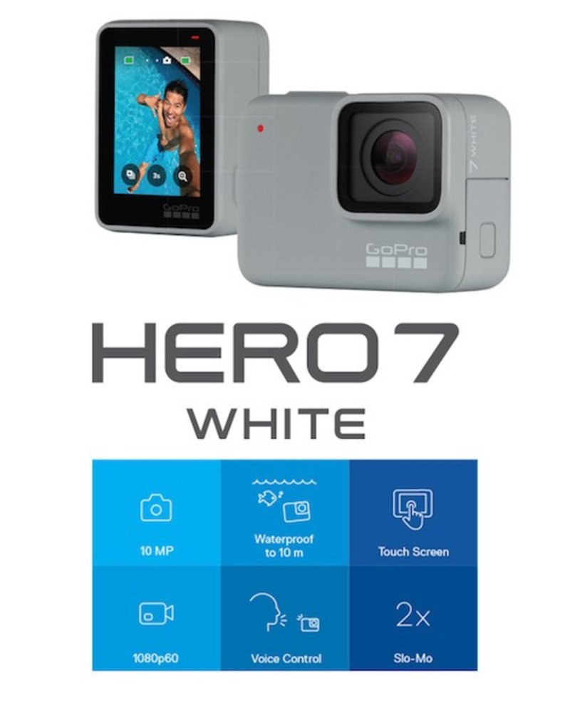 GOPRO GOPRO HERO7 WHITE