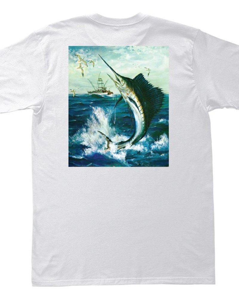 DARK SEAS DARK SEAS X GRUNDENS MAZATLAN TEE