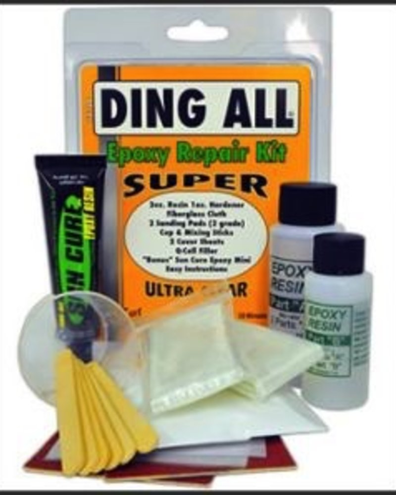 DING REPAIR DING ALL SUPER EPOXY REPAIR KIT
