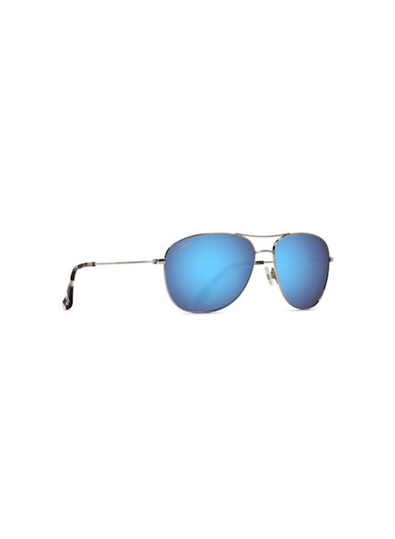 MAUI JIM MAUI JIM CLIFF HOUSE BLUE HAWAII SILVER