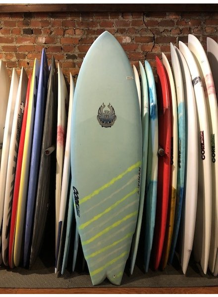 CANNIBAL CANNIBAL 5'11 STINGER 5FIN