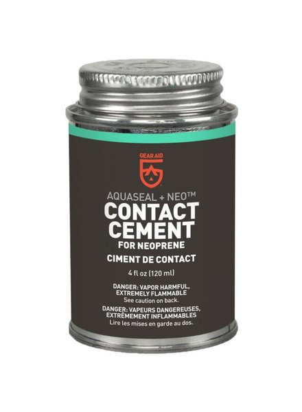 GEAR AID WETSUIT CEMENT AQUASEAL+NEO 4OZ