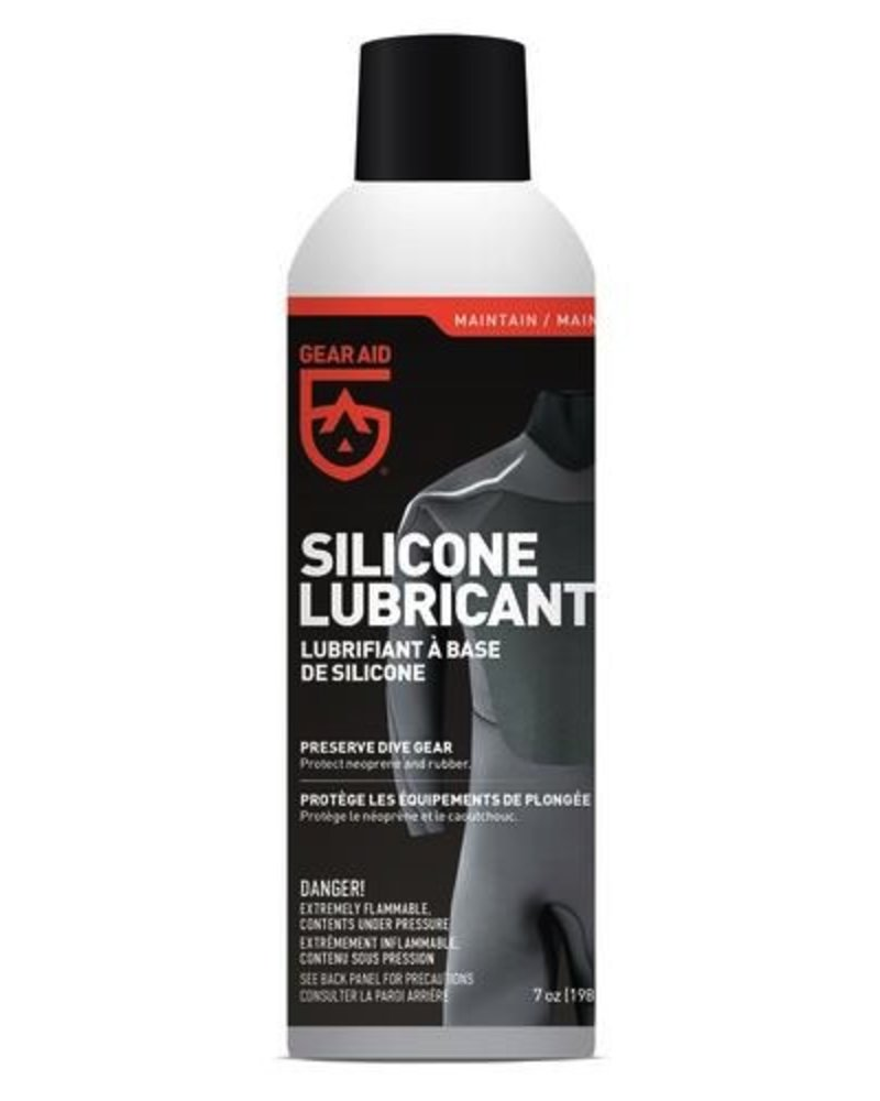 GEAR AID SILICONE LUBRICANT SPRAY 7OZ