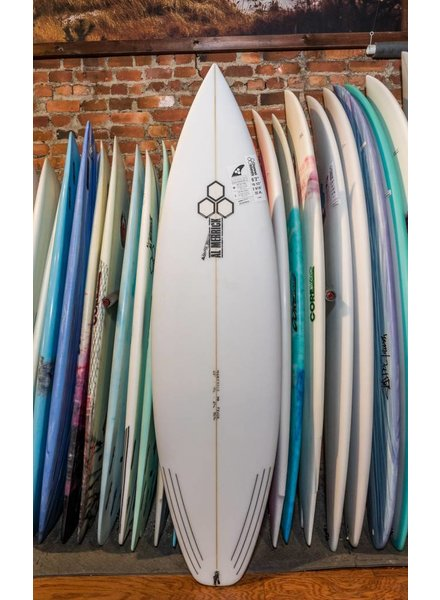 CHANNEL ISLANDS CHANNEL ISLANDS 6'2-FVR 19 1/2 x 2 9/16 FUT SQSH