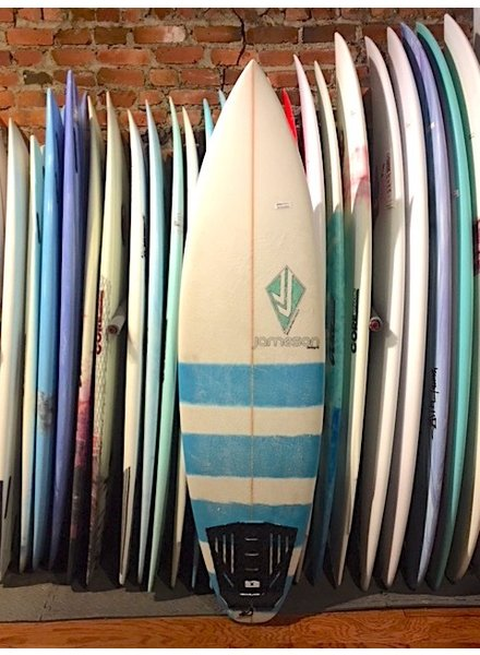 USED 6FT JAMESON SHORTBOARD ( ANDREW BACHMANN )