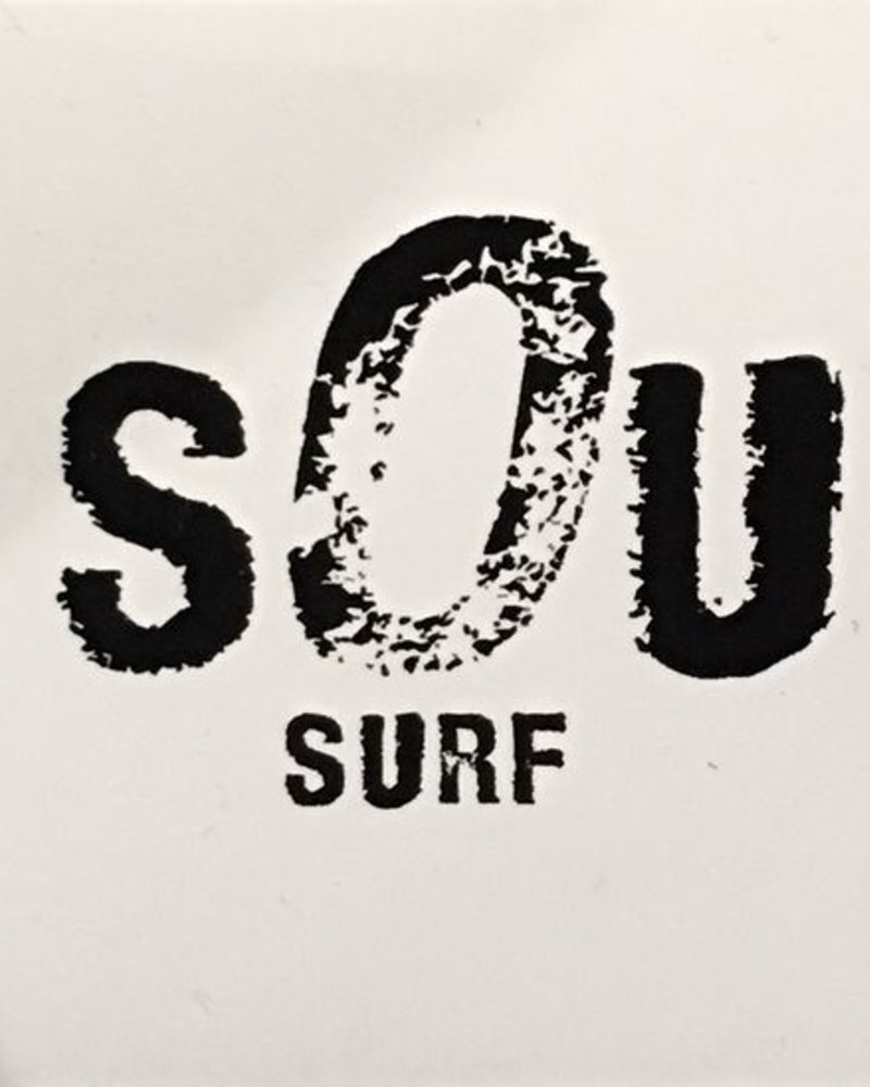 UNSOUND SURF UNSOUND STAMP STICKER
