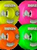 BONES 100S OG#3 V152MM AST MIX MONEY LOGO WHEELS