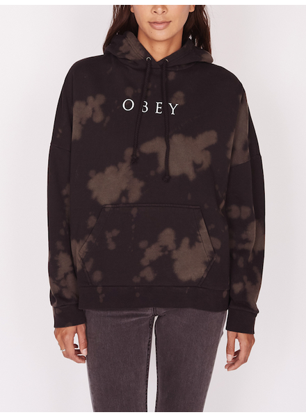 OBEY OBEY NIGHT MOVES HOODY