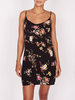 OBEY OBEY SONOMA SLIP DRESS
