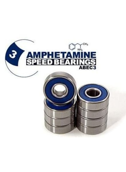 AMPHETAMINE ABEC 3 BEARINGS