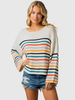 RIP CURL RIP CURL GOLDEN HAZE CREW SWEATER