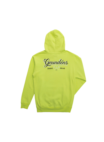 DARK SEAS DARK SEAS X GRUNDENS CUSTOM FLEECE