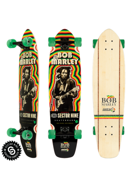SECTOR 9 SECTOR 9 TRENCHTOWN ROCK COMPLETE 34'x8.7'