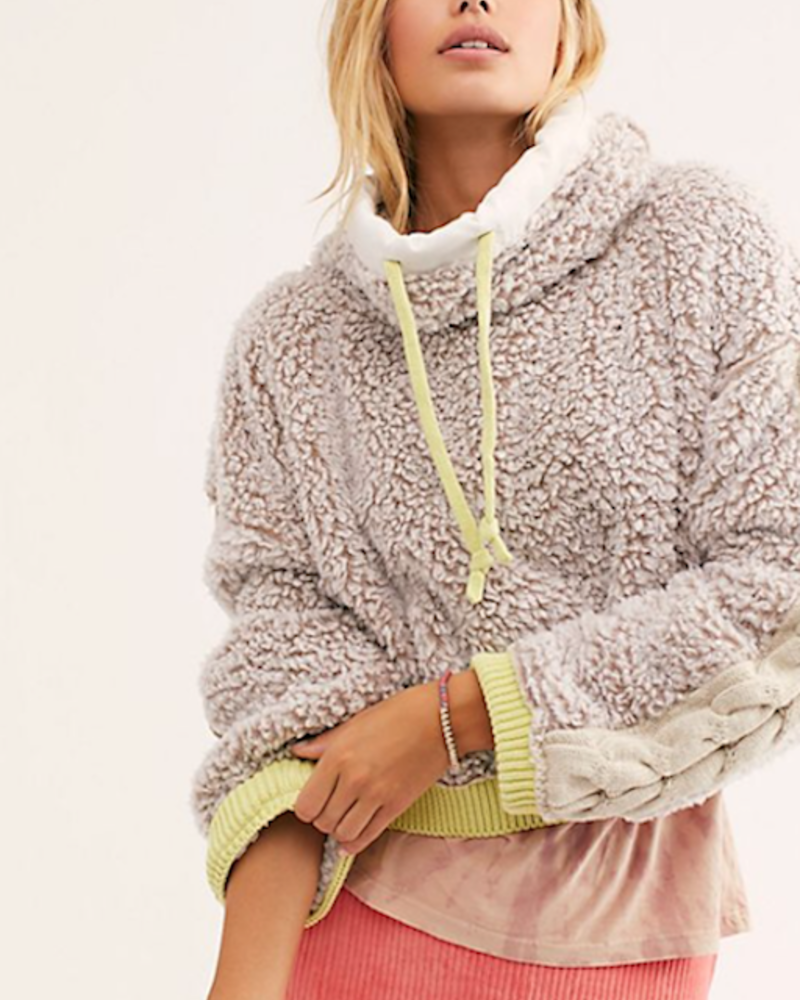 FREE PEOPLE FREE PEOPLE WILDHEART PULLOVER