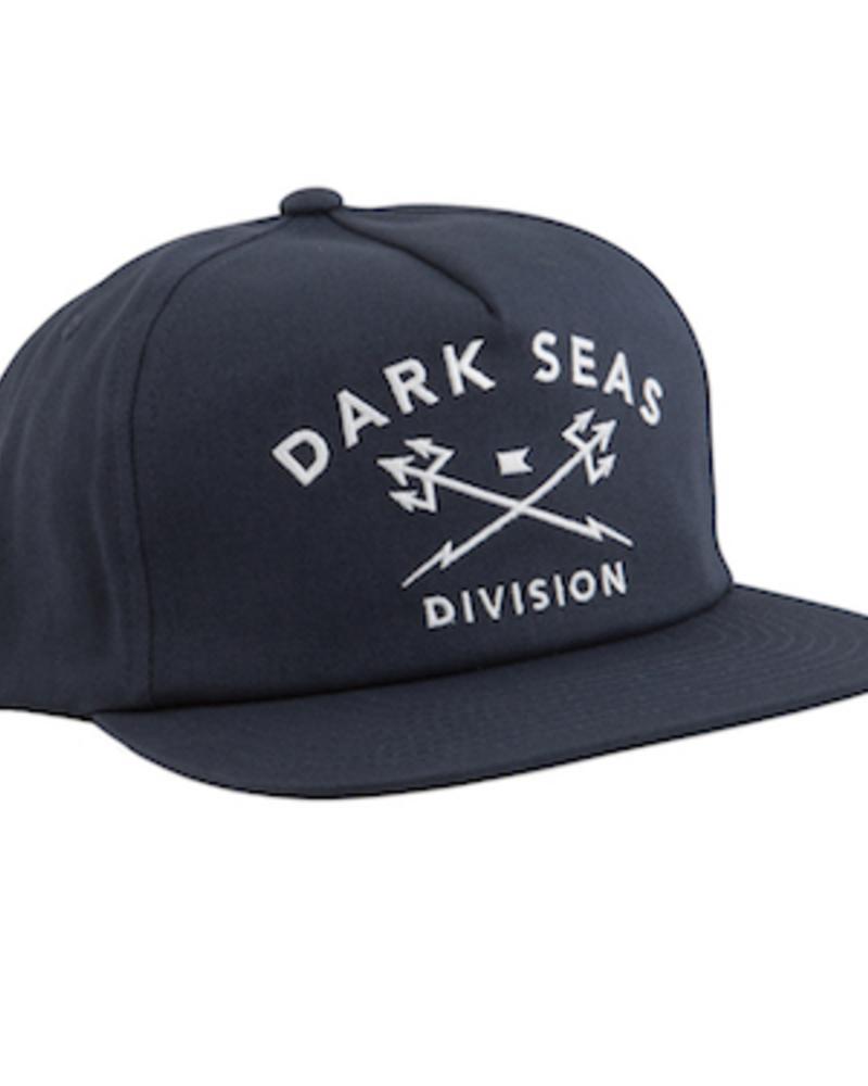 DARK SEAS DARK SEAS TRIDENTS SNAPBACK