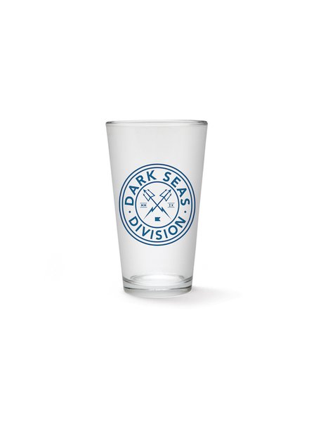DARK SEAS DARK SEAS NAVIGATOR PINT GLASS