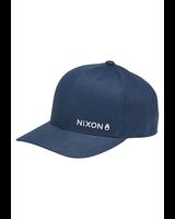 NIXON NIXON LOCKUP SNAPBACK