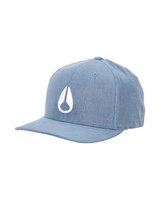 NIXON NIXON DEEP DOWN ATHLETIC TEXTURED HAT