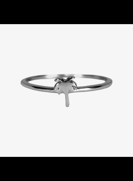 PURA VIDA BRACELETS PURA VIDA PALM TREE RING